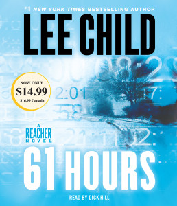 61 Hours: A Jack Reacher Novel (AudioBook) (CD) - ISBN: 9780307933133