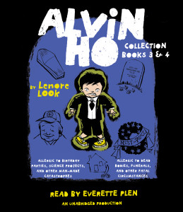 Alvin Ho Collection: Books 3 and 4: Allergic to Birthday Parties, Science Projects, and Other Man-made Catastrophes and Allergic to Dead Bodies, Funerals, and Other Fatal Circumstances (AudioBook) (CD) - ISBN: 9780307941541