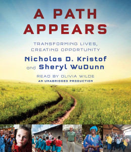 A Path Appears: Transforming Lives, Creating Opportunity (AudioBook) (CD) - ISBN: 9780385367820