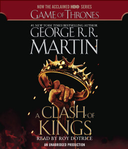 A Clash of Kings (HBO Tie-in Edition): A Song of Ice and Fire: Book Two (AudioBook) (CD) - ISBN: 9780449011102