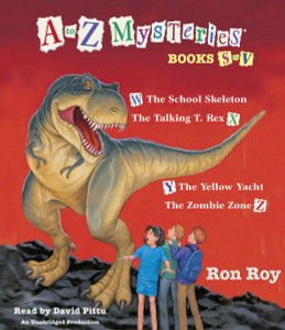 A to Z Mysteries: Books S-V:  (AudioBook) (CD) - ISBN: 9780449808672