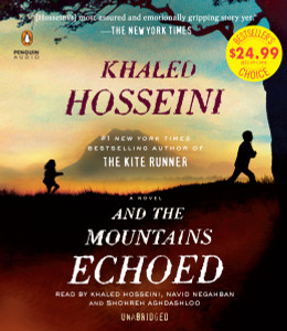 And the Mountains Echoed: A Novel (AudioBook) (CD) - ISBN: 9780451486400