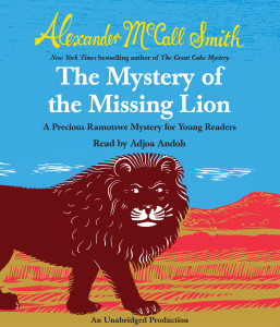 The Mystery of the Missing Lion:  (AudioBook) (CD) - ISBN: 9780553396553
