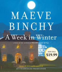 A Week in Winter:  (AudioBook) (CD) - ISBN: 9780553545296