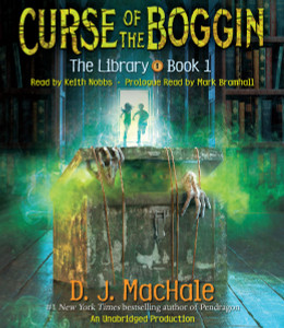 Curse of the Boggin (The Library Book 1):  (AudioBook) (CD) - ISBN: 9780735207073