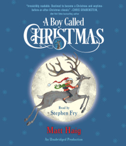 A Boy Called Christmas:  (AudioBook) (CD) - ISBN: 9780735207790