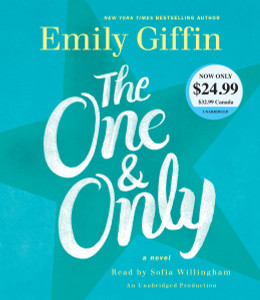 The One & Only: A Novel (AudioBook) (CD) - ISBN: 9780735209343
