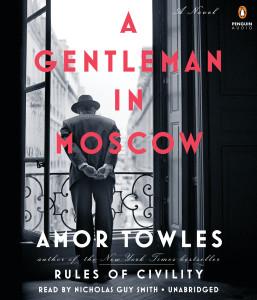 A Gentleman in Moscow: A Novel (AudioBook) (CD) - ISBN: 9780735288522