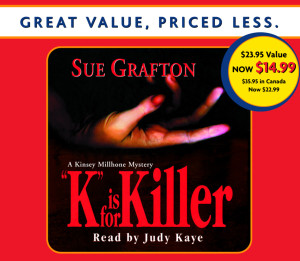 K Is For Killer:  (AudioBook) (CD) - ISBN: 9780739314210