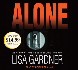 Alone:  (AudioBook) (CD) - ISBN: 9780739324486