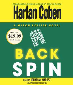 Back Spin:  (AudioBook) (CD) - ISBN: 9780739341001