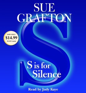 S Is For Silence: A Kinsey Millhone Mystery (AudioBook) (CD) - ISBN: 9780739341858