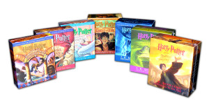 Harry Potter 1-7 Audio Collection:  (AudioBook) (CD) - ISBN: 9780739352243