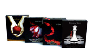 Stephenie Meyer: Twilight/New Moon/Eclipse/Breaking Dawn CD Ppk:  (AudioBook) (CD) - ISBN: 9780739352359