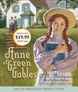Anne of Green Gables:  (AudioBook) (CD) - ISBN: 9780739367209