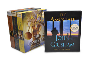 John Grisham CD Audiobook Bundle #2: The Associate; The Confession; The Litigators; The Racketeer (AudioBook) (CD) - ISBN: 9780804164610