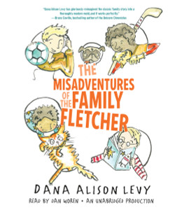 The Misadventures of the Family Fletcher:  (AudioBook) (CD) - ISBN: 9780804168649