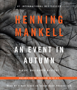 An Event in Autumn:  (AudioBook) (CD) - ISBN: 9780804192675