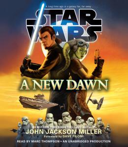 A New Dawn: Star Wars:  (AudioBook) (CD) - ISBN: 9781101888254