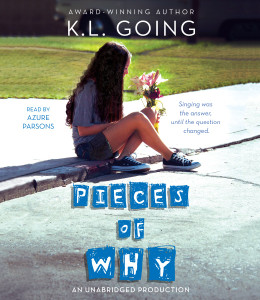Pieces of Why:  (AudioBook) (CD) - ISBN: 9781101917480