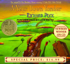 A Year Down Yonder:  (AudioBook) (CD) - ISBN: 9781400084968