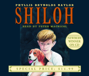 Shiloh:  (AudioBook) (CD) - ISBN: 9781400085002
