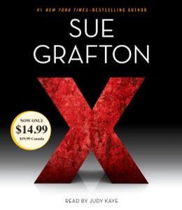 X:  (AudioBook) (CD) - ISBN: 9781524708528