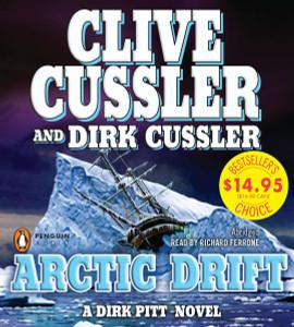 Arctic Drift:  (AudioBook) (CD) - ISBN: 9781611760552