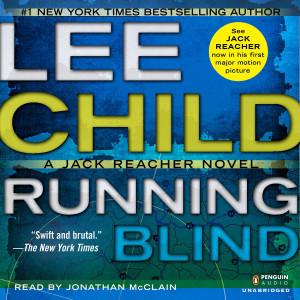 Running Blind: A Jack Reacher Novel (AudioBook) (CD) - ISBN: 9781611761948