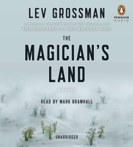 The Magician's Land: A Novel (AudioBook) (CD) - ISBN: 9781611762679