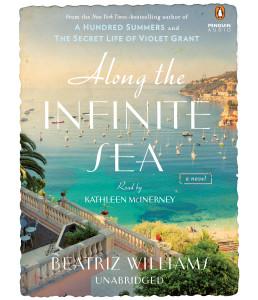 Along the Infinite Sea:  (AudioBook) (CD) - ISBN: 9781611764550