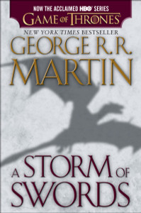 A Storm of Swords (HBO Tie-in Edition): A Song of Ice and Fire: Book Three:  - ISBN: 9780345543974