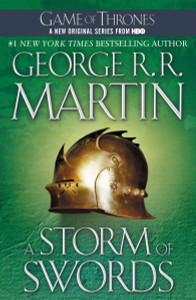 A Storm of Swords: A Song of Ice and Fire: Book Three - ISBN: 9780553381702