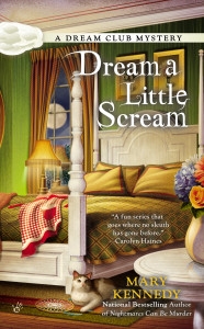 Dream a Little Scream:  - ISBN: 9780425268063