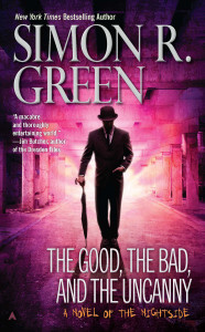 The Good, the Bad, and the Uncanny:  - ISBN: 9780441019779
