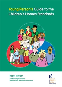Young Person's Guide to the Children's Homes Standards:  - ISBN: 9781900990868