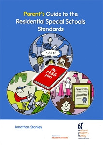 Parent's Guide to the Residential Special Schools Standards:  - ISBN: 9781904787181