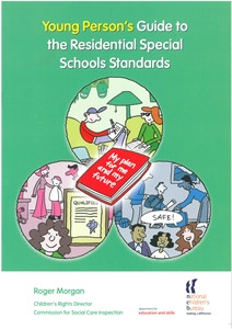Young Person's Guide to the Residential Special Schools Standards:  - ISBN: 9781904787198