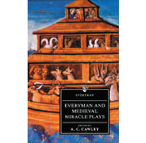Everyman and Medieval Miracle Plays:  - ISBN: 9780460872805