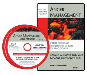 Anger Management Video Program: An Instructional Guide for Practitioners - ISBN: 9781886230736