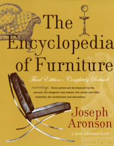 The Encyclopedia of Furniture: Third Edition - Completely Revised - ISBN: 9780517037355