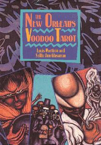 The New Orleans Voodoo Tarot:  - ISBN: 9780892813636
