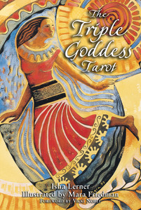 The Triple Goddess Tarot: The Power of the Major Arcana, Chakra Healing, and the Divine Feminine - ISBN: 9781879181946