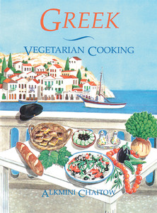 Greek Vegetarian Cooking:  - ISBN: 9780892813407