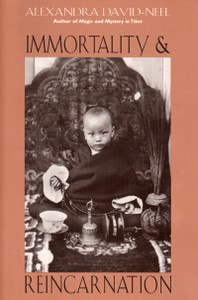 Immortality and Reincarnation: Wisdom from the Forbidden Journey - ISBN: 9780892816194