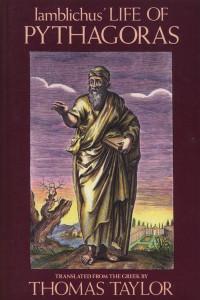 Iamblichus' Life of Pythagoras:  - ISBN: 9780892811526