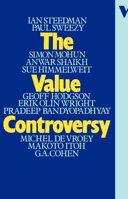 The Value Controversy:  - ISBN: 9780860917380