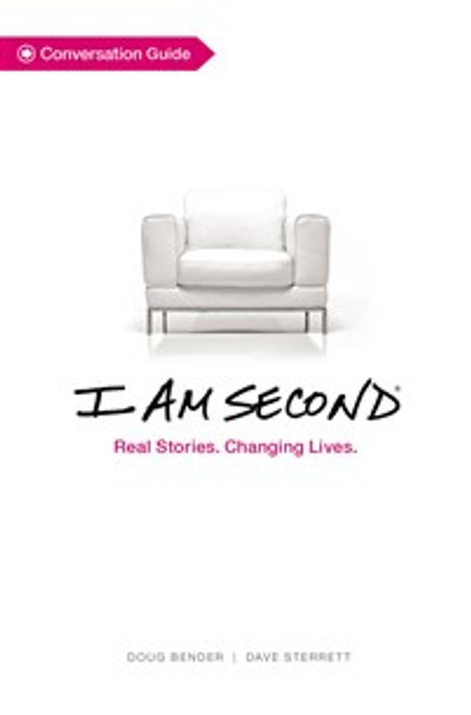 I Am Second Conversation Guide - ISBN: 9781401675806