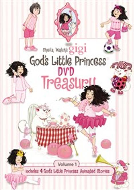 A God's Little Princess DVD Treasury Box Set - ISBN: 9781400315086