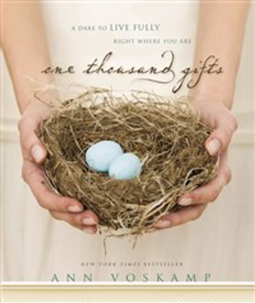 One Thousand Gifts - ISBN: 9780310318651